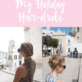 7-Day Holiday Hair-Drobe