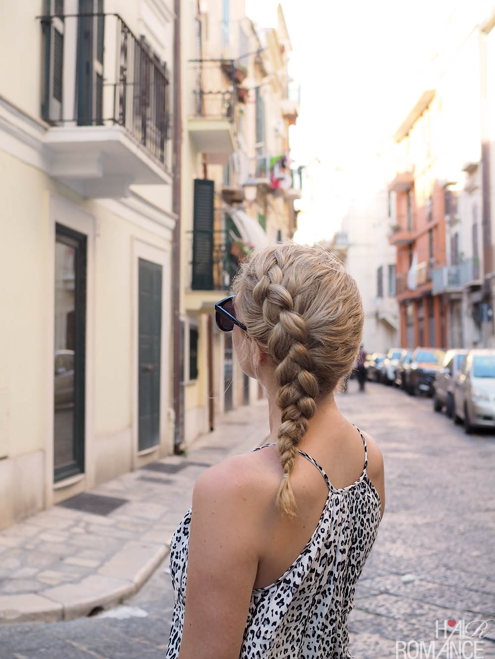 Hair Romance - Ciao bella! - Humidity proof hairstyles