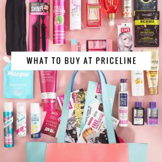 What to buy at the Priceline hair care sale