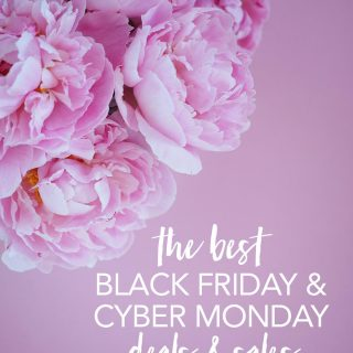 My guide to the Black Friday / Cyber Monday sales
