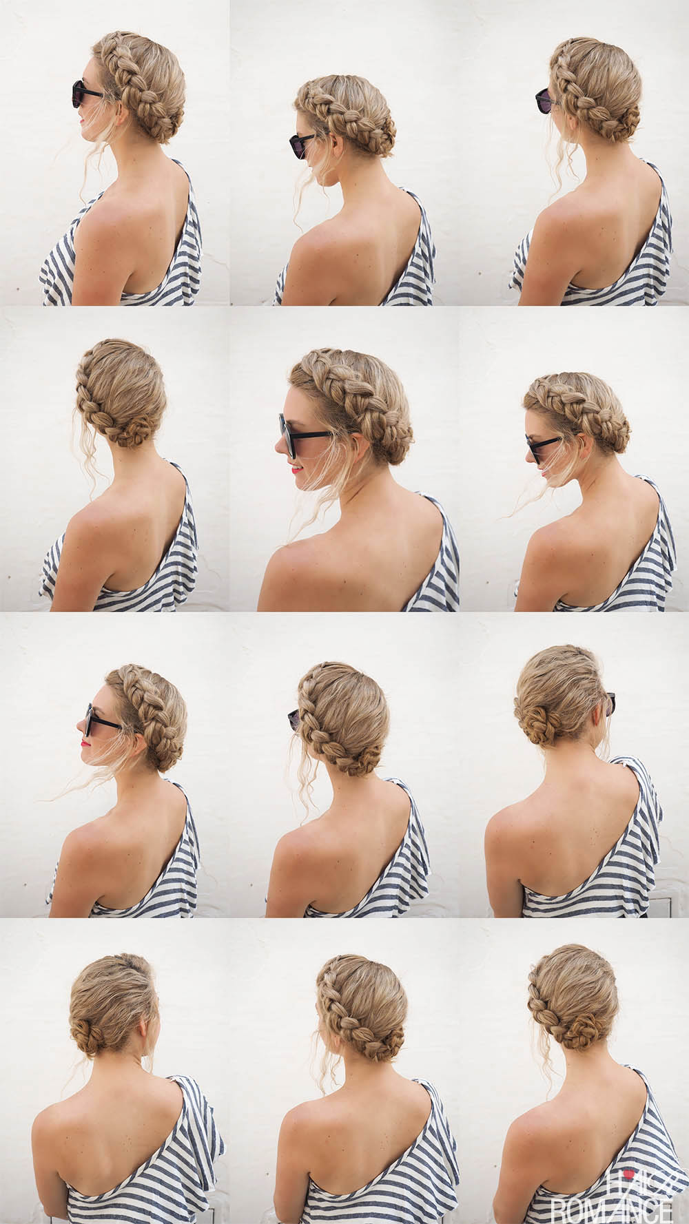 10 tips for better blog photos - 1 take lots of shots - Hair Romance