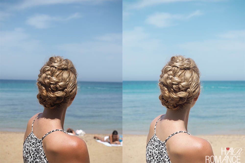 Hair Romance - 10 tips for better blog photos - 10 edit your photos