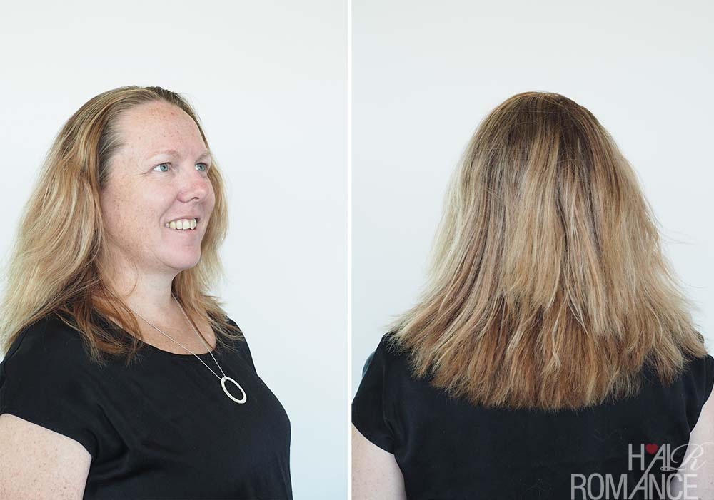 Hair Romance - Hair transformation - meet Cathy