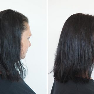 Hair Transformations with Schwarzkopf Colour Specialist range with Omegaplex