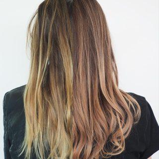 Schwarzkopf Hair Transformations - Lana - Fibre Therapy