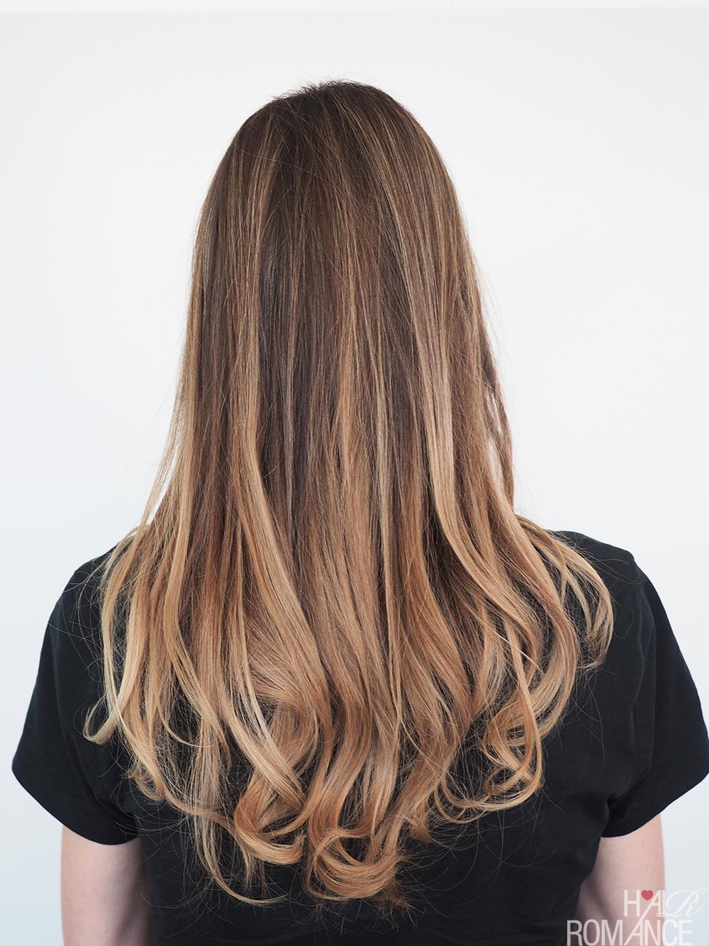 Schwarzkopf Hair Transformations - Lana - after Fibre Therapy