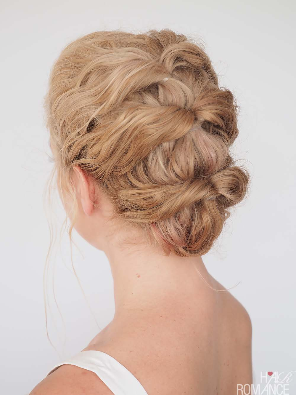 Quick and easy twist hairstyle tutorial – Get great hair fast - Hair ...