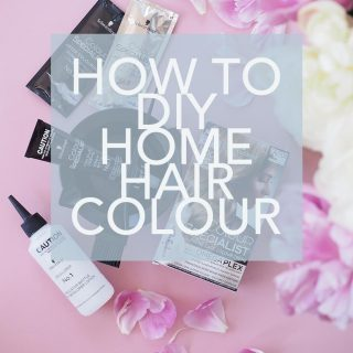 How to DIY home hair colour / box color – my mum lets me dye her hair!