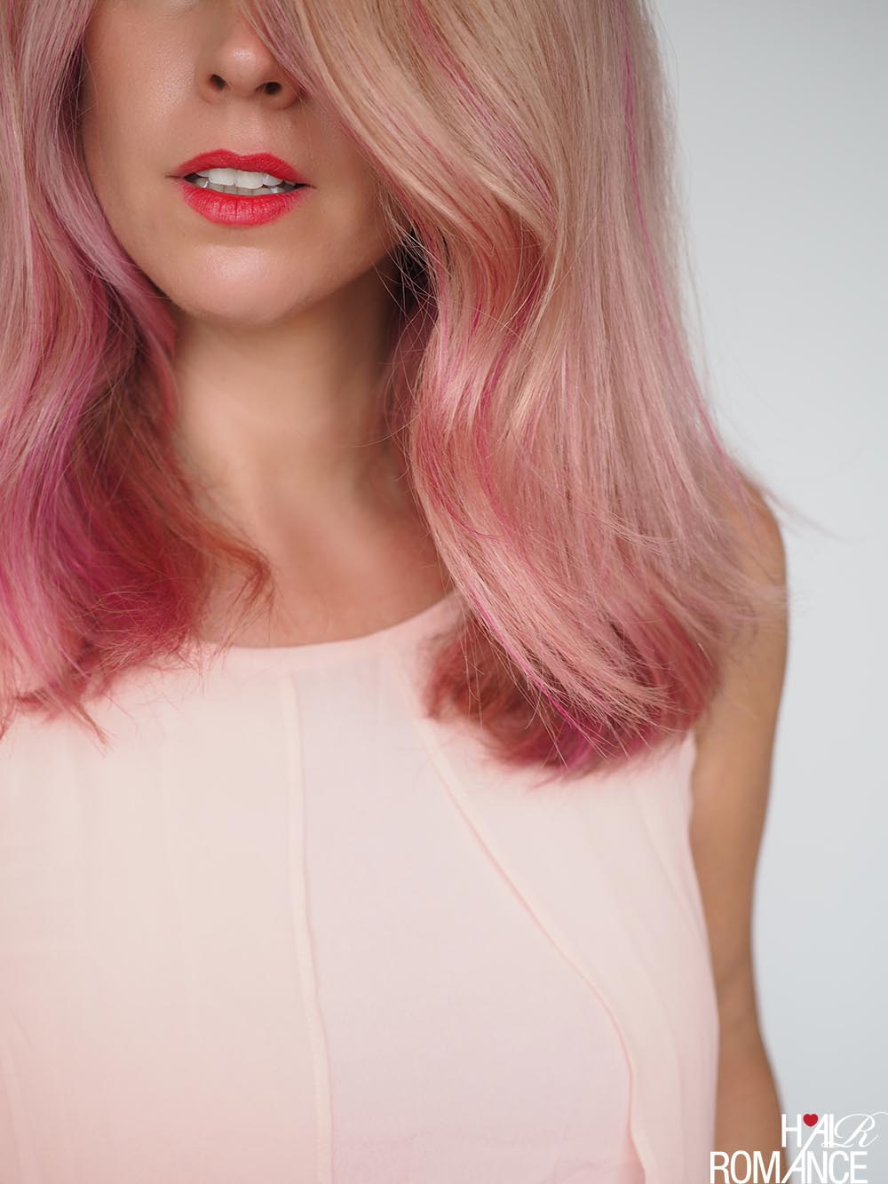 how to care for pink hair hair romance