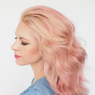 How to refresh a salon blowdry / blowout