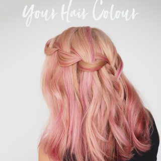 How to maintain your hair colour
