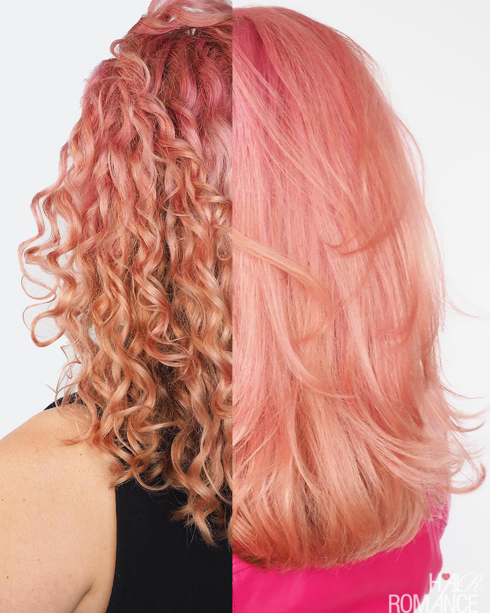 Learn how to get your curls again after straightening curly hair