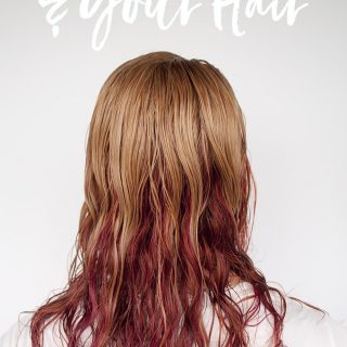 Hard water and your hair